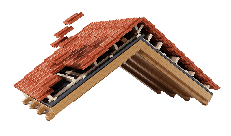 Polusy roof systems